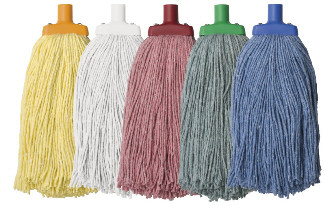 cotton cleaning mops of SM Collect Ltd.